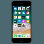 iPhone 7 Negro (frente)
