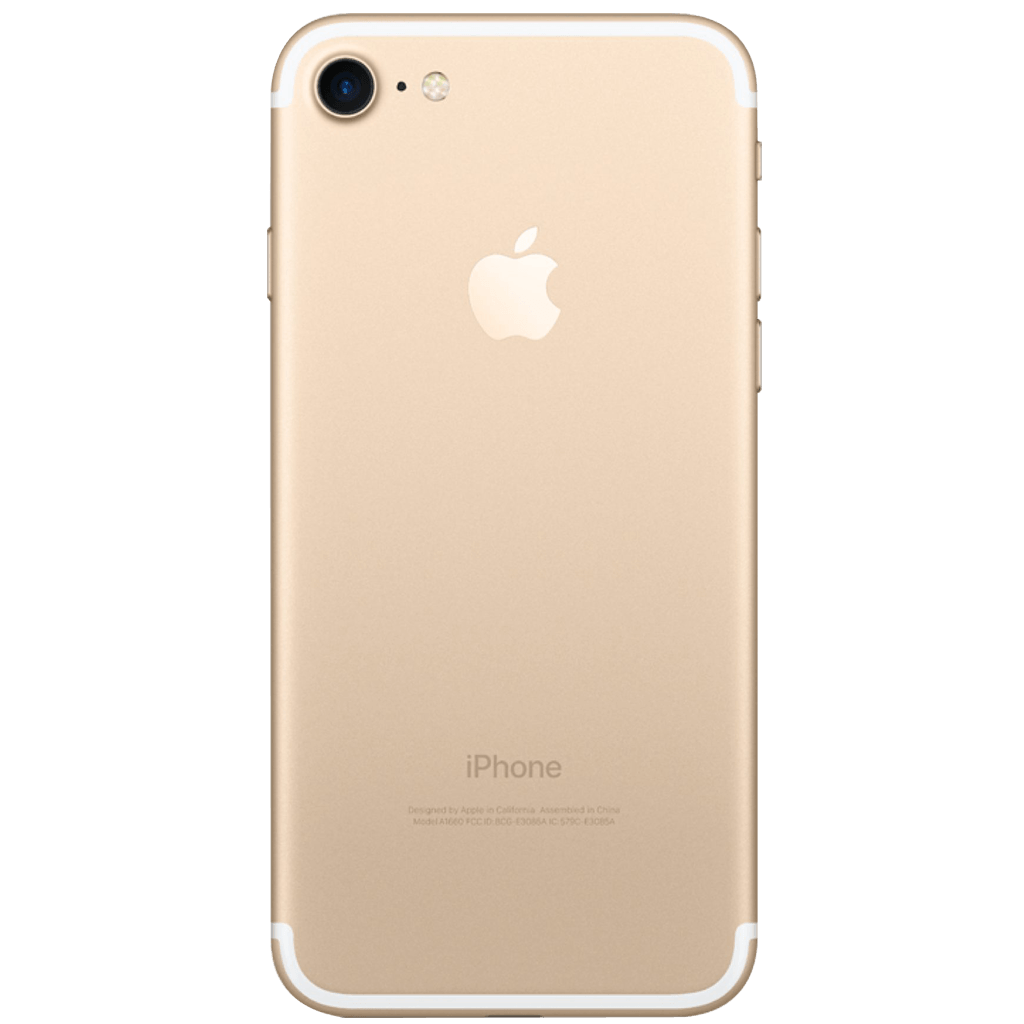 iPhone 7 Gold (traseira)