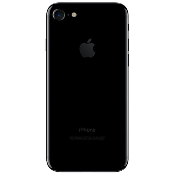 iPhone 7 JetBlack (traseira)