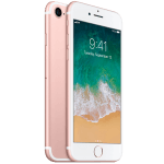 iPhone 7 Rose (Frente e traseira)