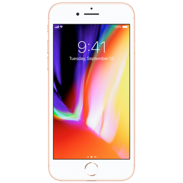 iPhone 8 256GB Dourado