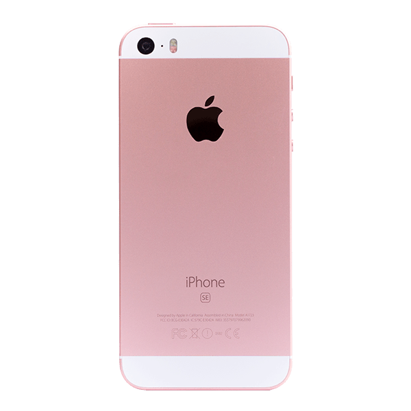 iPhone SE Rose (traseira)